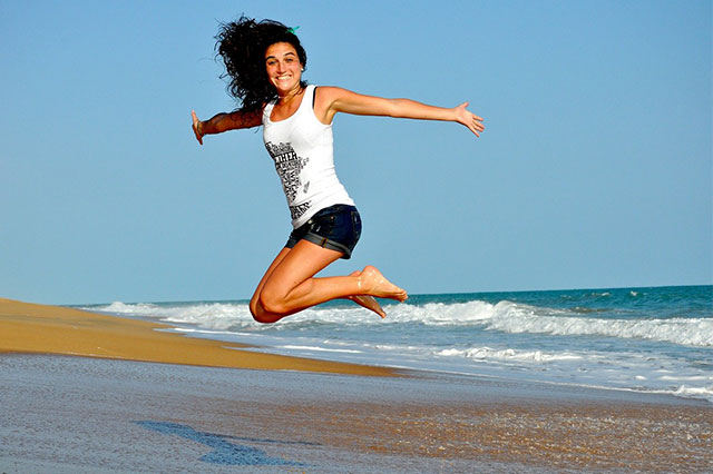 5 hábitos para ser feliz