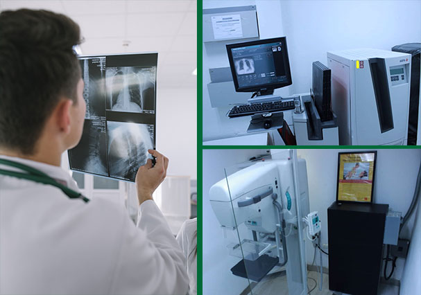 Servicio Medico Imagenologia